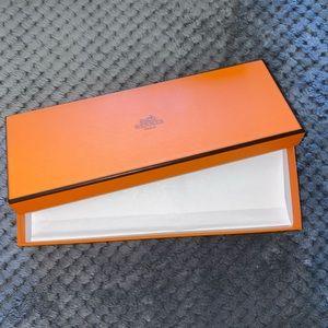 Hermès gift box